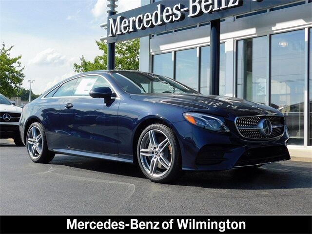 2019 Mercedes-Benz E-Class 450 4MATIC® Coupe Wilmington DE