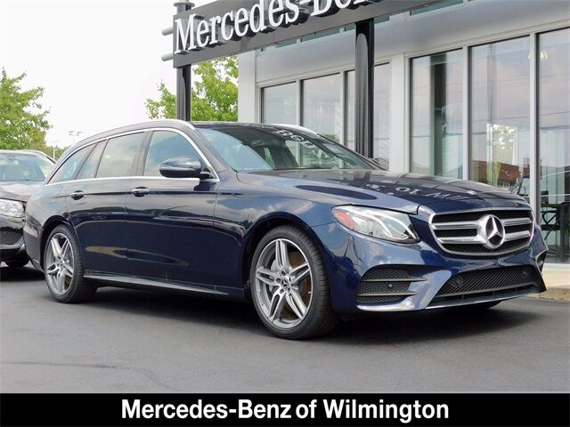 2019 Mercedes-Benz E-Class 450 4MATIC® Wagon Wilmington DE