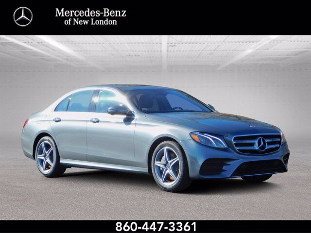 2019 Mercedes-Benz E-Class 450 New London CT