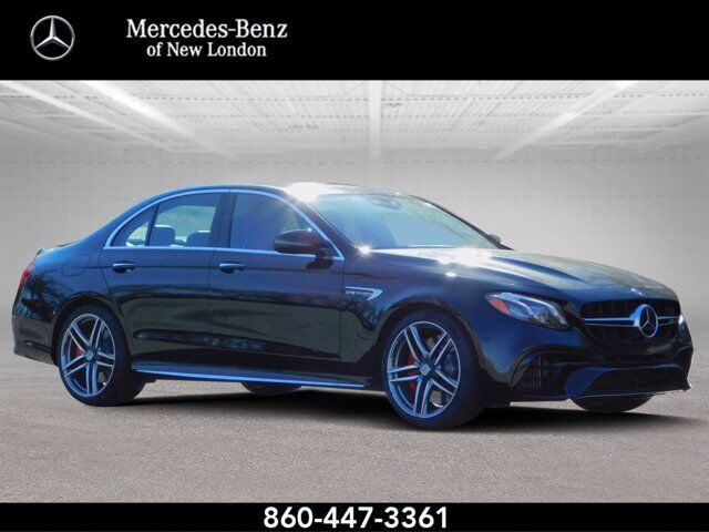 2019 Mercedes-Benz E-Class AMG 63 S New London CT