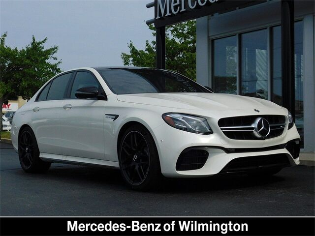 2019 Mercedes-Benz E-Class AMG® 63 S Sedan Wilmington DE