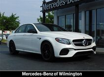 2019 Mercedes-Benz E-Class AMG® 63 S Sedan