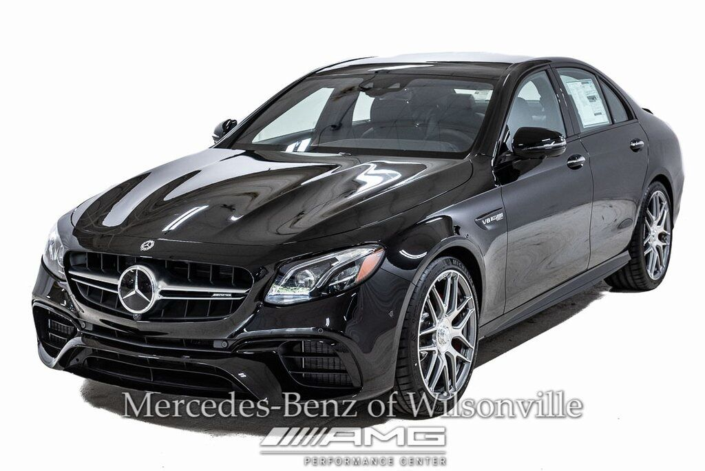 2019 Mercedes-Benz E-Class AMG® E 63 S Sedan Wilsonville OR