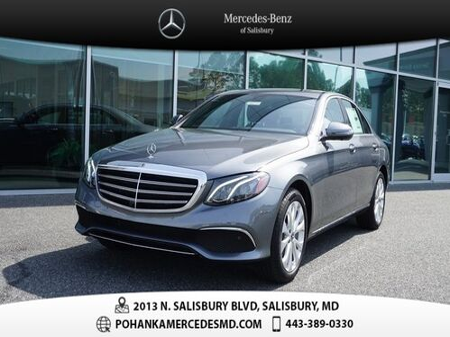 2019_Mercedes-Benz_E-Class_E 300 4MATIC_ Salisbury MD