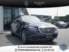 Mercedes-Benz E-Class E 300 4MATIC® Salisbury MD