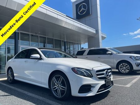 2019_Mercedes-Benz_E-Class_E 300 4MATIC® Mercedes-Benz Certified Pre-Owned_ Salisbury MD