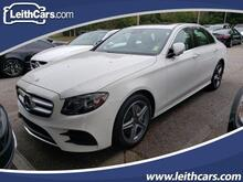 2019_Mercedes-Benz_E-Class_E 300 4MATIC® Sedan_ Cary NC