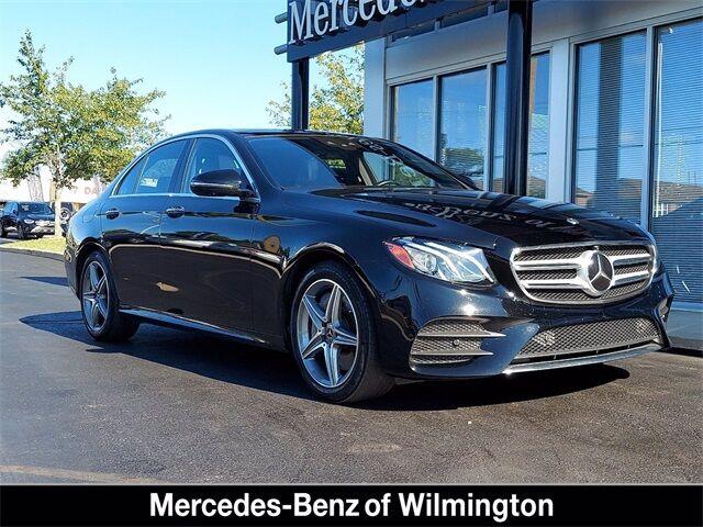 2019 Mercedes-Benz E-Class E 300 4MATIC® Sedan Wilmington DE