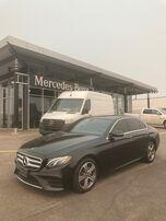 2019 Mercedes-Benz E-Class E 300 4MATIC® Sedan