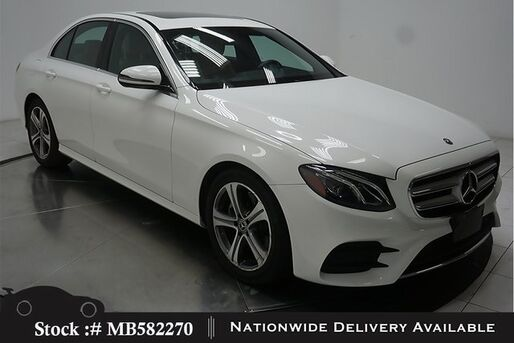 2019_Mercedes-Benz_E-Class_E 300 NAV,CAM,SUNROOF,KEY-GO,18IN WLS,LED LIGHTS_ Plano TX