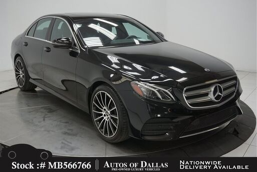 2019_Mercedes-Benz_E-Class_E 300 NAV,CAM,SUNROOF,KEY-GO,19IN WLS,LED LIGHTS_ Plano TX