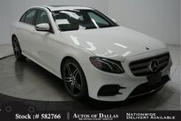 Mercedes-Benz E-Class E 300 NAV,CAM,SUNROOF,KEY-GO,19IN WLS,LED LIGHTS 2019