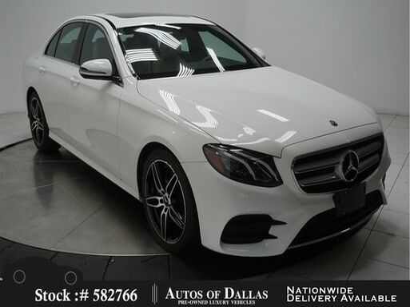 2019_Mercedes-Benz_E-Class_E 300 NAV,CAM,SUNROOF,KEY-GO,19IN WLS,LED LIGHTS_ Plano TX