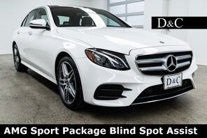 2019_Mercedes-Benz_E-Class_E 450 4MATIC AMG Sport Package Blind Spot Assist_ Portland OR