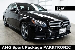 2019_Mercedes-Benz_E-Class_E 450 4MATIC AMG Sport Package PARKTRONIC_ Portland OR