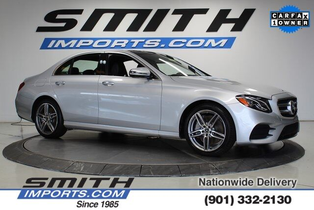 "2019 Mercedes-Benz E-Class E 450 4MATIC®  19"" AMG WHEELS/BURMESTER/PANO SUNROOF-$8K OPTIONS"