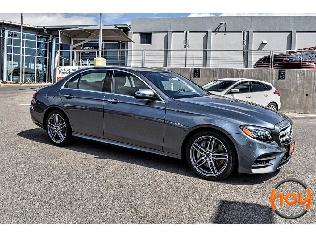 2019 Mercedes-Benz E-Class E 450 4MATIC® Sedan