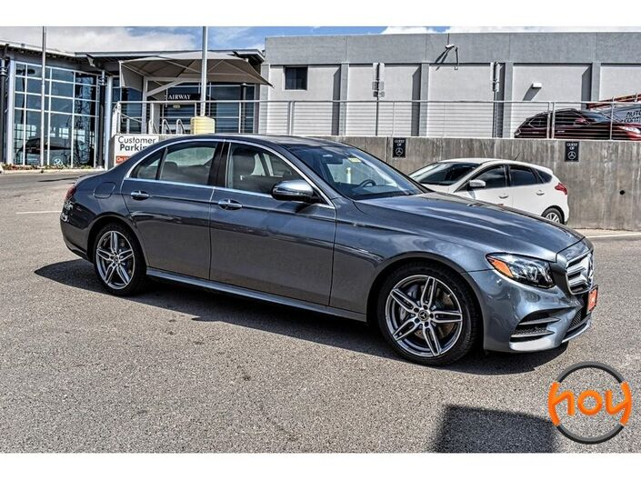 2019 Mercedes-Benz E-Class E 450 4MATIC® Sedan El Paso TX