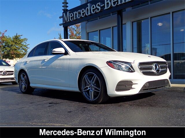 2019 Mercedes-Benz E-Class E 450 4MATIC® Sedan Wilmington DE