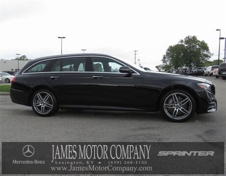 2019 Mercedes-Benz E-Class E 450 Lexington KY