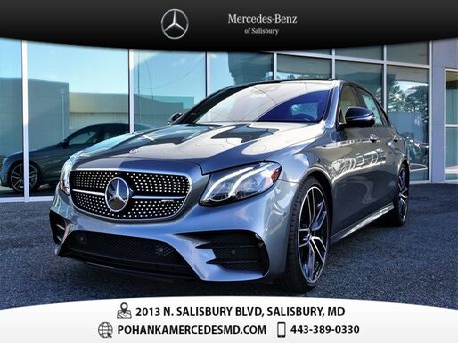 2019_Mercedes-Benz_E-Class_E 53 AMG 4MATIC_ Salisbury MD