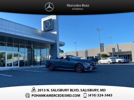 2019_Mercedes-Benz_E-Class_E 53 AMG® 4MATIC®** DRIVER ASSISTANCE PKG. **_ Salisbury MD