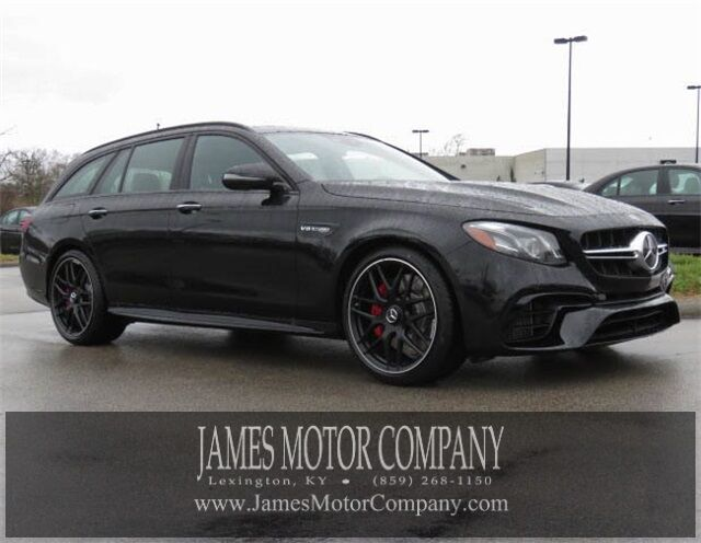 2019 Mercedes-Benz E-Class E 63 S AMG® Lexington KY