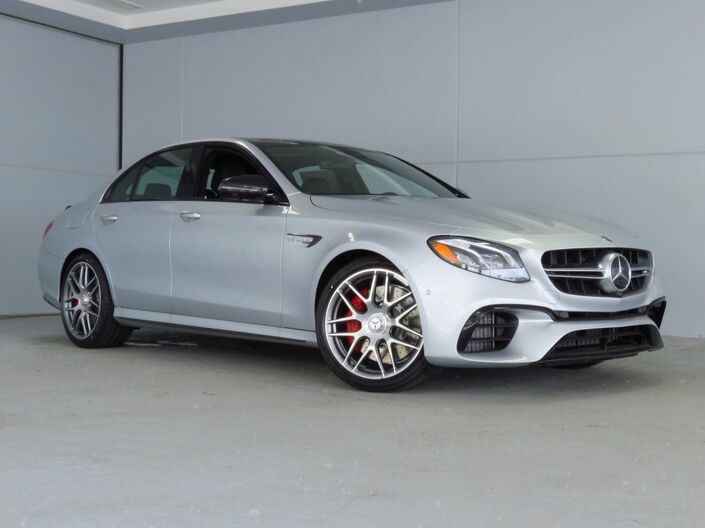 2019 Mercedes-Benz E-Class E 63 S AMG® Merriam KS