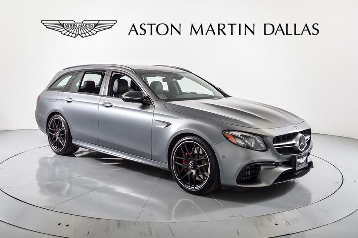 2019 Mercedes-Benz E-Class E 63 S WAGON Dallas TX
