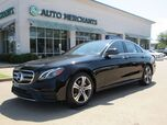 2019 Mercedes-Benz E-Class E300 Luxury Sedan,Navigation System, Sunroof, Back-Up Camera, Bluetooth Connection