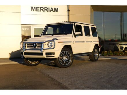 2019_Mercedes-Benz_G_550 4MATIC® SUV_ Merriam KS