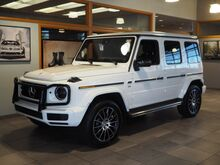 2019_Mercedes-Benz_G_550 SUV_ Salem OR