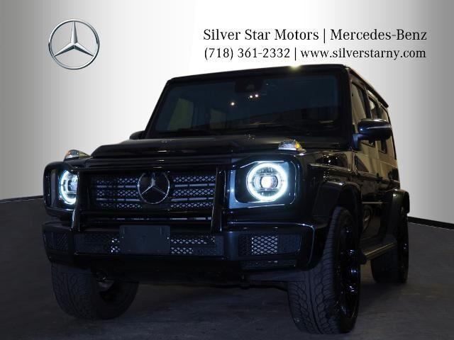 2019 Mercedes-Benz G-Class 550 SUV Long Island City NY