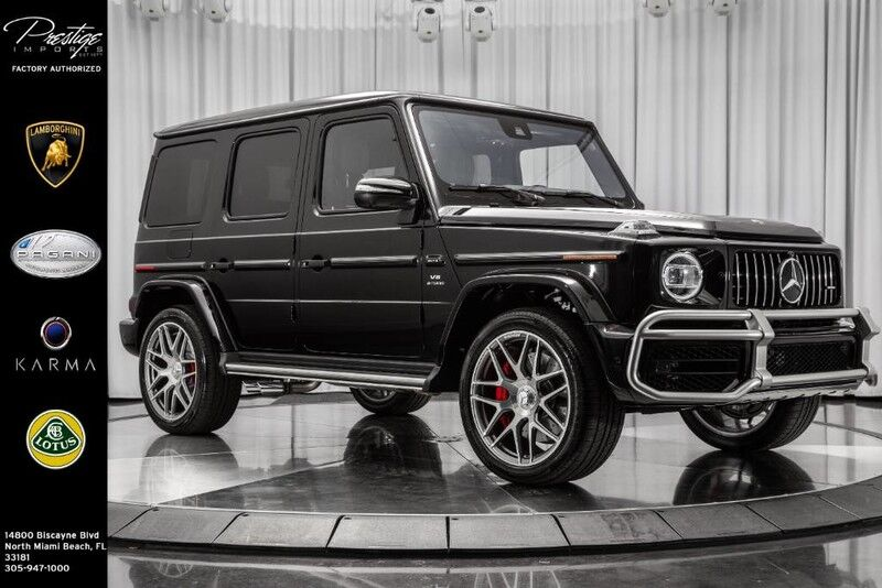 2019_Mercedes-Benz_G-Class_AMG G 63_ North Miami Beach FL