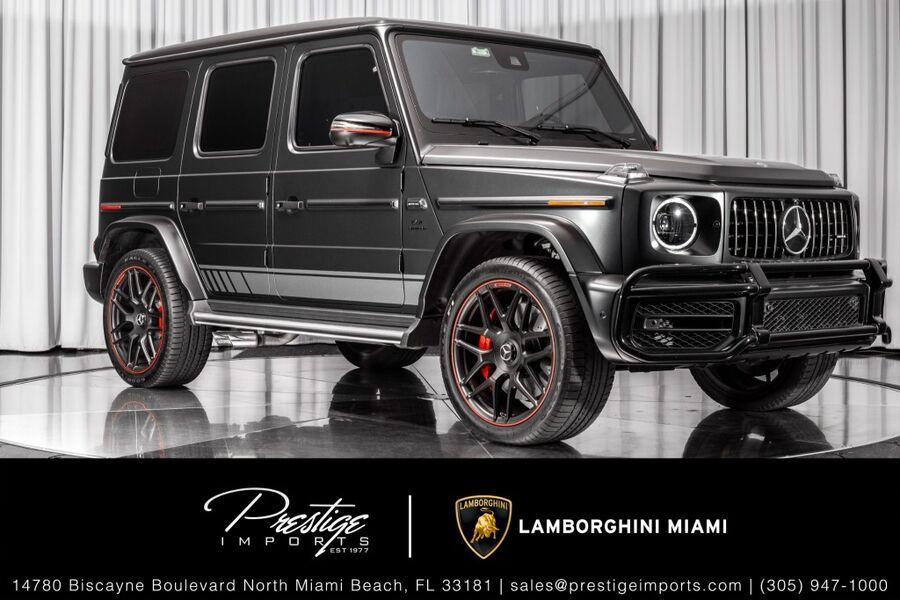 2019_Mercedes-Benz_G-Class_AMG G 63_ North Miami FL
