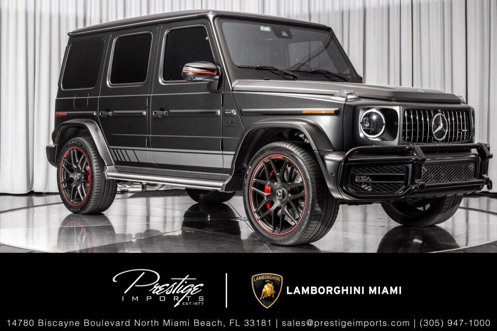 2019_Mercedes-Benz_G-Class_AMG G 63_ North Miami Beach FL