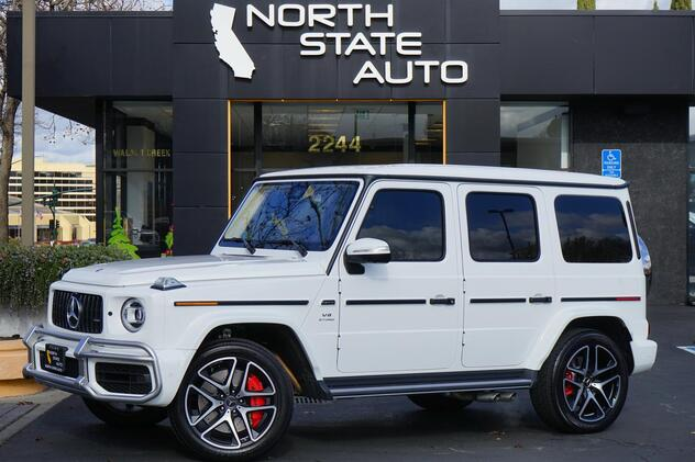 2019_Mercedes-Benz_G-Class_AMG G 63_ Walnut Creek CA
