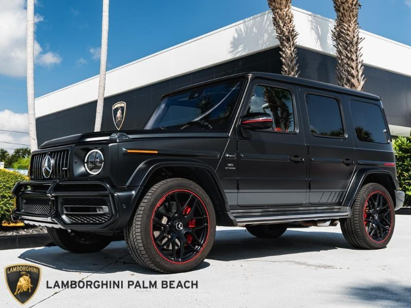 2019 Mercedes-Benz G-Class AMG G 63 West Palm Beach FL