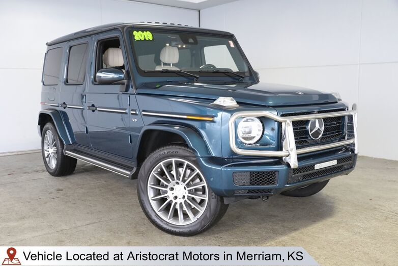 2019 Mercedes-Benz G-Class G 550 Merriam KS