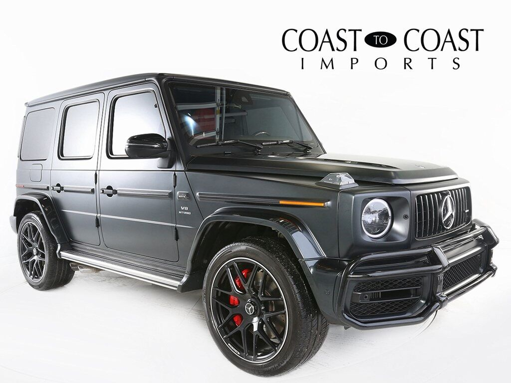 2019 Mercedes-Benz G-Class G 63 AMG® Indianapolis IN