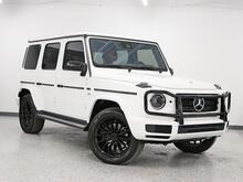 2019_Mercedes-Benz_G550_AMG Line 12.3 Widescreen Designo Leather Pkg Exclusive Pkg Night Pkg Best Color Combo Loaded_ Hickory Hills IL