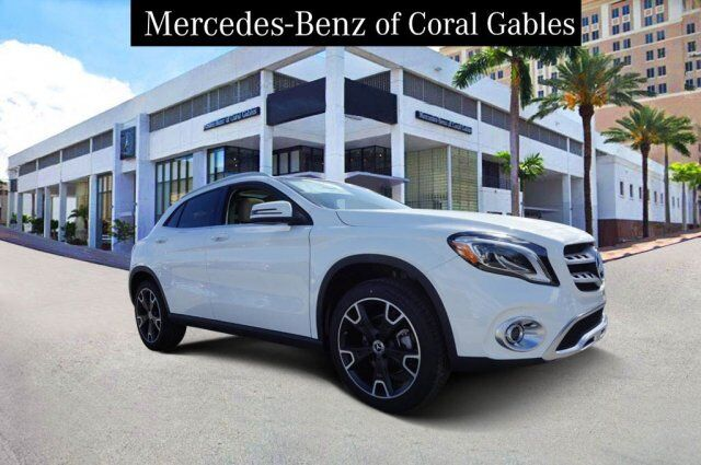 2019 Mercedes-Benz GLA 250 4MATIC® SUV Coral Gables FL