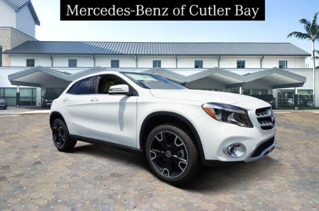 2019 Mercedes-Benz GLA 250 4MATIC® SUV Cutler Bay FL