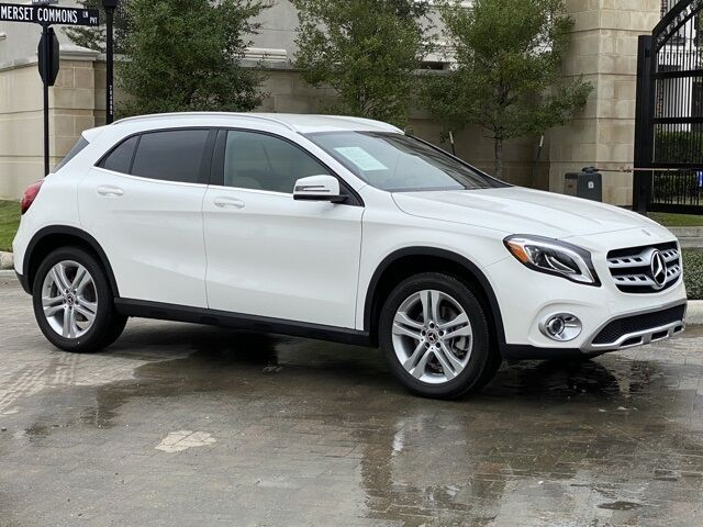 2019 Mercedes-Benz GLA 250 4MATIC® SUV Houston TX