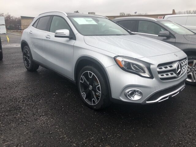 2019 Mercedes-Benz GLA 250 4MATIC® SUV Indianapolis IN