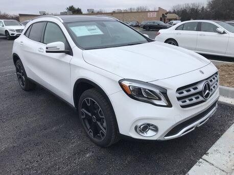 2019_Mercedes-Benz_GLA_250 4MATIC® SUV_ Indianapolis IN