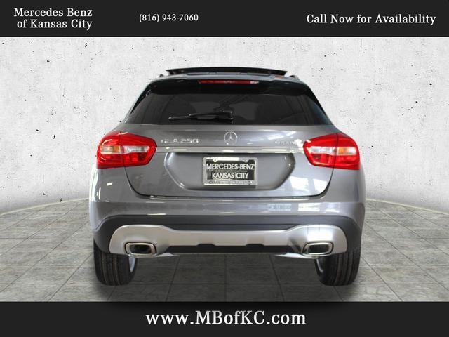 2019 Mercedes-Benz GLA 250 4MATIC® SUV Kansas City MO