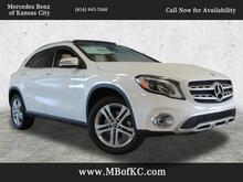2019_Mercedes-Benz_GLA_250 4MATIC® SUV_ Kansas City MO