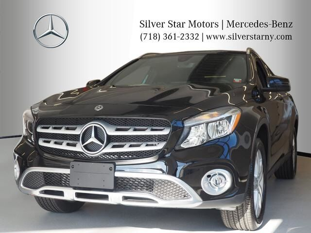 2019 Mercedes-Benz GLA 250 4MATIC® SUV Long Island City NY