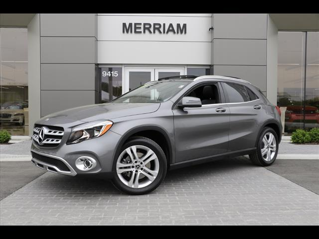 2019 Mercedes-Benz GLA 250 4MATIC® SUV Kansas City KS